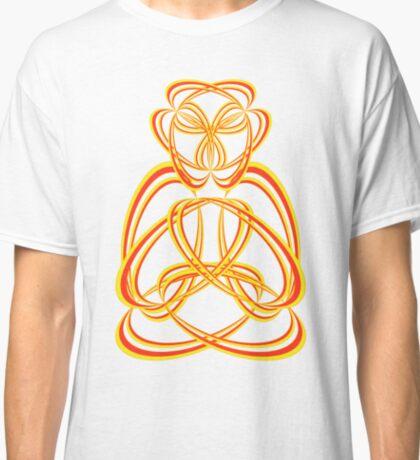Buda yellow/orange Classic T-Shirt