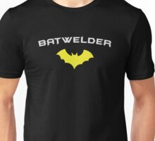 BATWELDER - Super Hero WELDER  Unisex T-Shirt