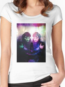 Evil Twin Women's Fitted Scoop T-Shirt