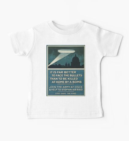Vintage poster - Join the Army Baby Tee