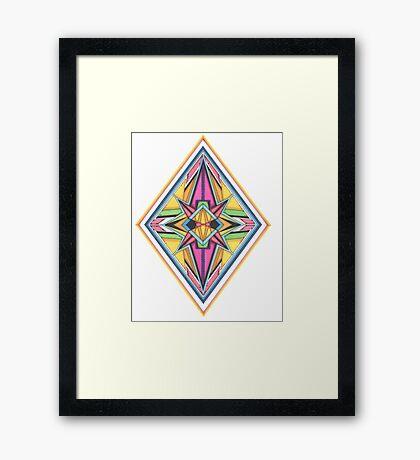Vandermay Framed Print