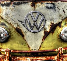 VW Campervan by AndyHuntley
