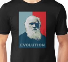 Darwin Evolution Unisex T-Shirt