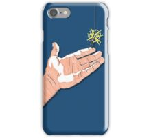 A Helping Hand iPhone Case/Skin