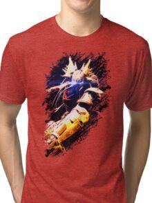 Attack of Fallen Tri-blend T-Shirt
