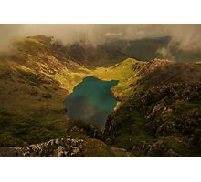 Mystical Mountains Photographic Print