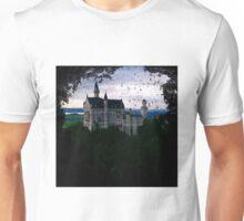 Neuschwanstein Castle - German Vibes Unisex T-Shirt
