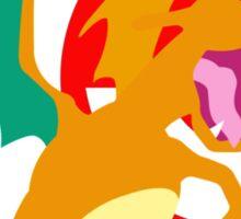 Super Smash Bros Charizard Sticker