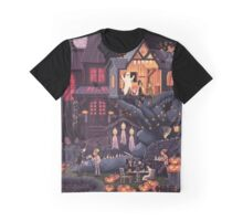 Scene #35: 'Pumpkins' Graphic T-Shirt