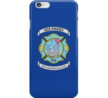Sea Parks Fire Department iPhone Case/Skin