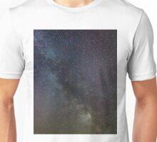 Milky Way and Stars Unisex T-Shirt