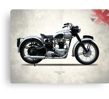 The 1949 Tiger 100 Canvas Print