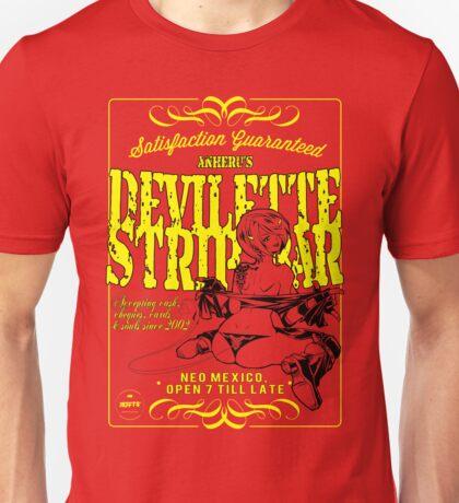 Anime Devil Strip Bar Unisex T-Shirt