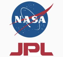 NASA + JPL by ynnej