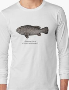 Grouper goliath Long Sleeve T-Shirt