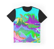 Toxic ocean Graphic T-Shirt