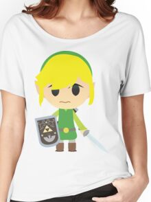 Chibi Toon Link Women's Relaxed Fit T-Shirt