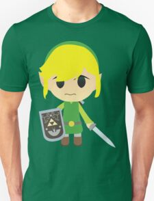 Chibi Toon Link Unisex T-Shirt