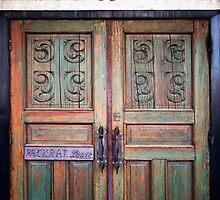 Packrat Portal by Robert Meyer