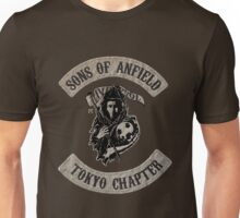 Sons of Anfield - Tokyo Chapter Unisex T-Shirt