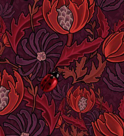 Find a ladybug  Sticker
