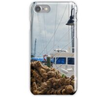 Tarpon Springs sponge boats iPhone Case/Skin