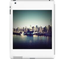 Vancouver- Stanley Park iPad Case/Skin