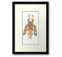 Bot Framed Print