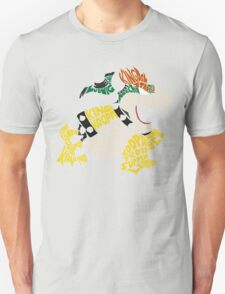 Bowser Typography Unisex T-Shirt