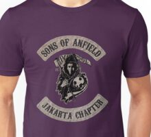 Sons of Anfield - Jakarta Chapter Unisex T-Shirt