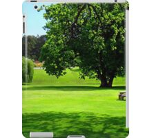 Willows and Oaks iPad Case/Skin