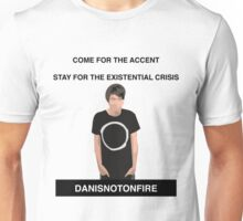 It's All About The Accent Unisex T-Shirt