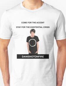It's All About The Accent T-Shirt