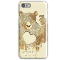 I'd Shave for You iPhone Case/Skin
