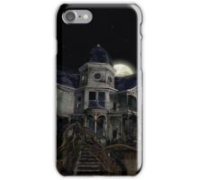 Halloween Haunted House iPhone Case/Skin