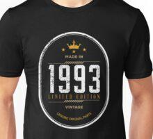 Made In 1993 Birthday Gift Idea Unisex T-Shirt