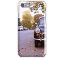 Morris Minor (The 50's,60's) iPhone Case/Skin