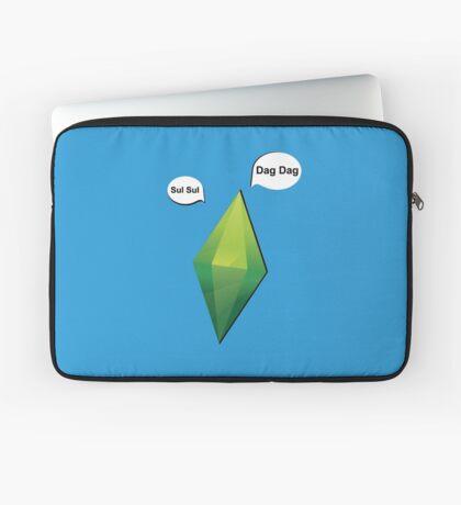 Sul Sul! Sims 4 Design Laptop Sleeve