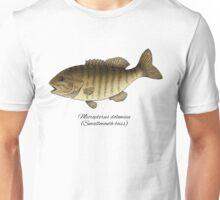 Smallmouth bass Unisex T-Shirt
