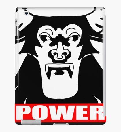 Tirek Power iPad Case/Skin