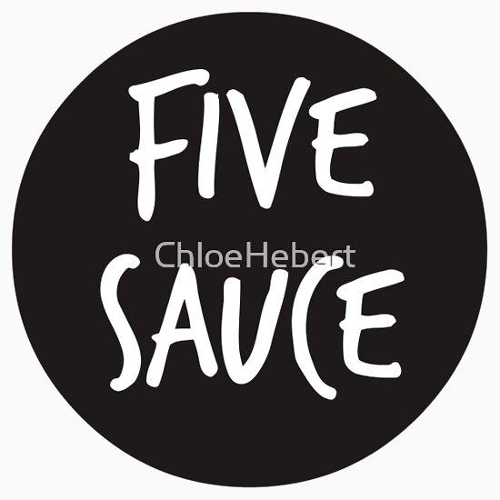 5sos logo travel mugs redbubble