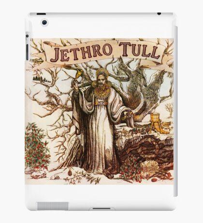 JETHRO TULL CHRISTMAS FOR iPad Case/Skin