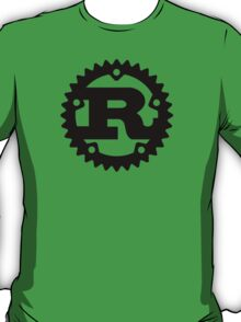 Rust Programming Language Logo T-Shirt