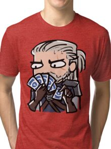 The WItcher - Gwent Tri-blend T-Shirt
