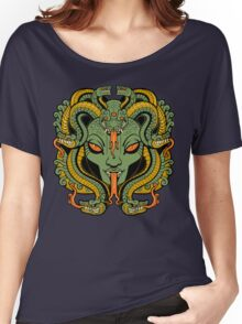 Medusa Women's Relaxed Fit T-Shirt
