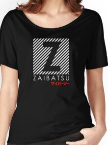 Neuromancer Zaibatsu Women's Relaxed Fit T-Shirt