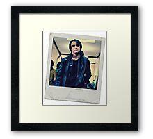Adam Wilde Polariod Framed Print