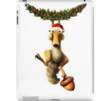 CHRISTMAS FOR ICE AGES iPad Case/Skin