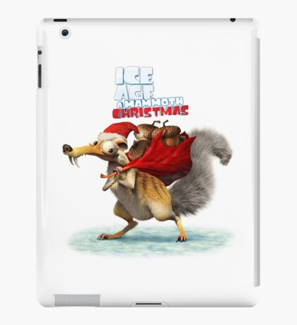ICE AGES CHRISTMAS FOR iPad Case/Skin