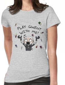 The Witcher - Gwent Womens Fitted T-Shirt